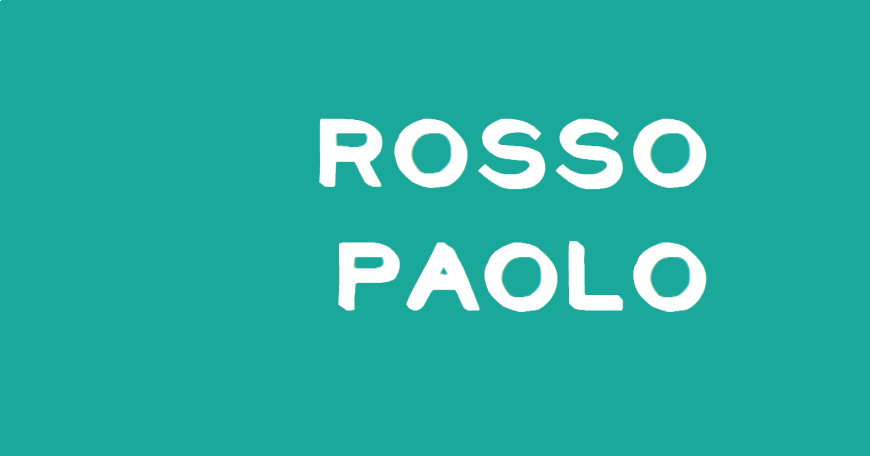 Rosso Paolo